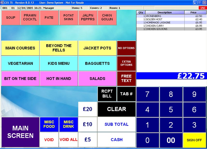 Retail Software Solutions From Lcr Systems
